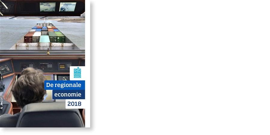 omslag publicatie de regionale economie 2018