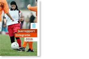 omslag Jaarrapport Integratie 2016