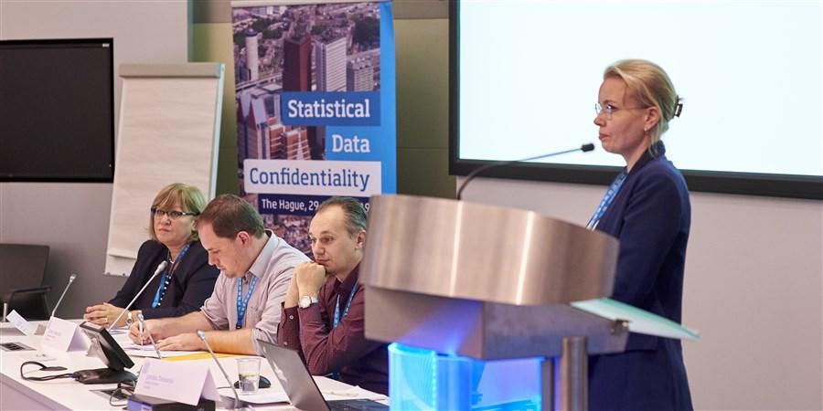UNECE congress at Statistics Netherlands, The Hague