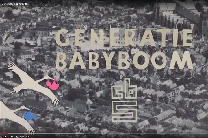 Still van de animatiefilm babyboomers