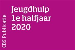 Omslag Jeugdhulp 1e halfjaar 2020
