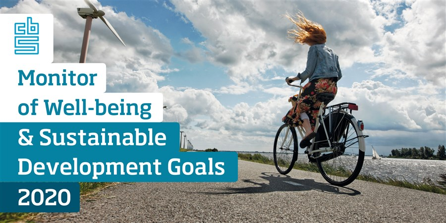 Cover, Monitor of Well-being & Sustainable Development Goals 2020