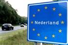 Dutch-German border crossing