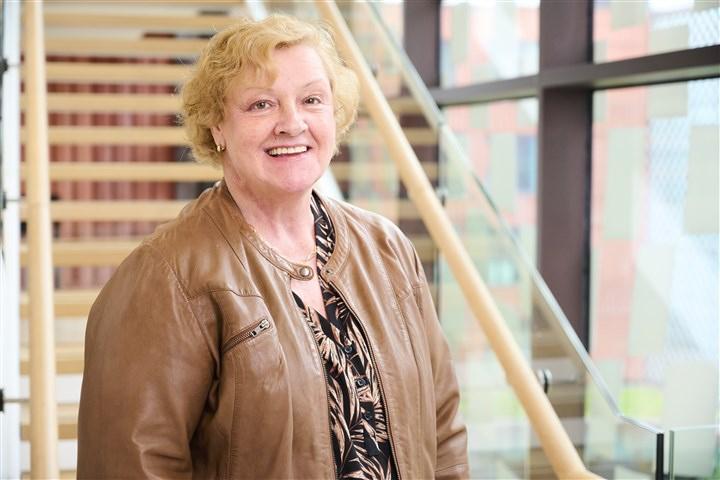 Ada van Krimpen, directeur ISI