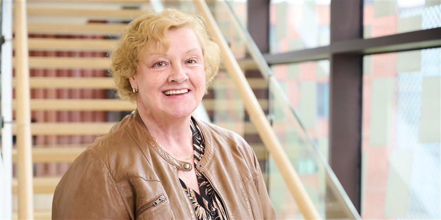 Ada van Krimpen, ISI Director