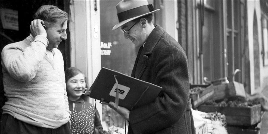 volkstelling amsterdam 1931